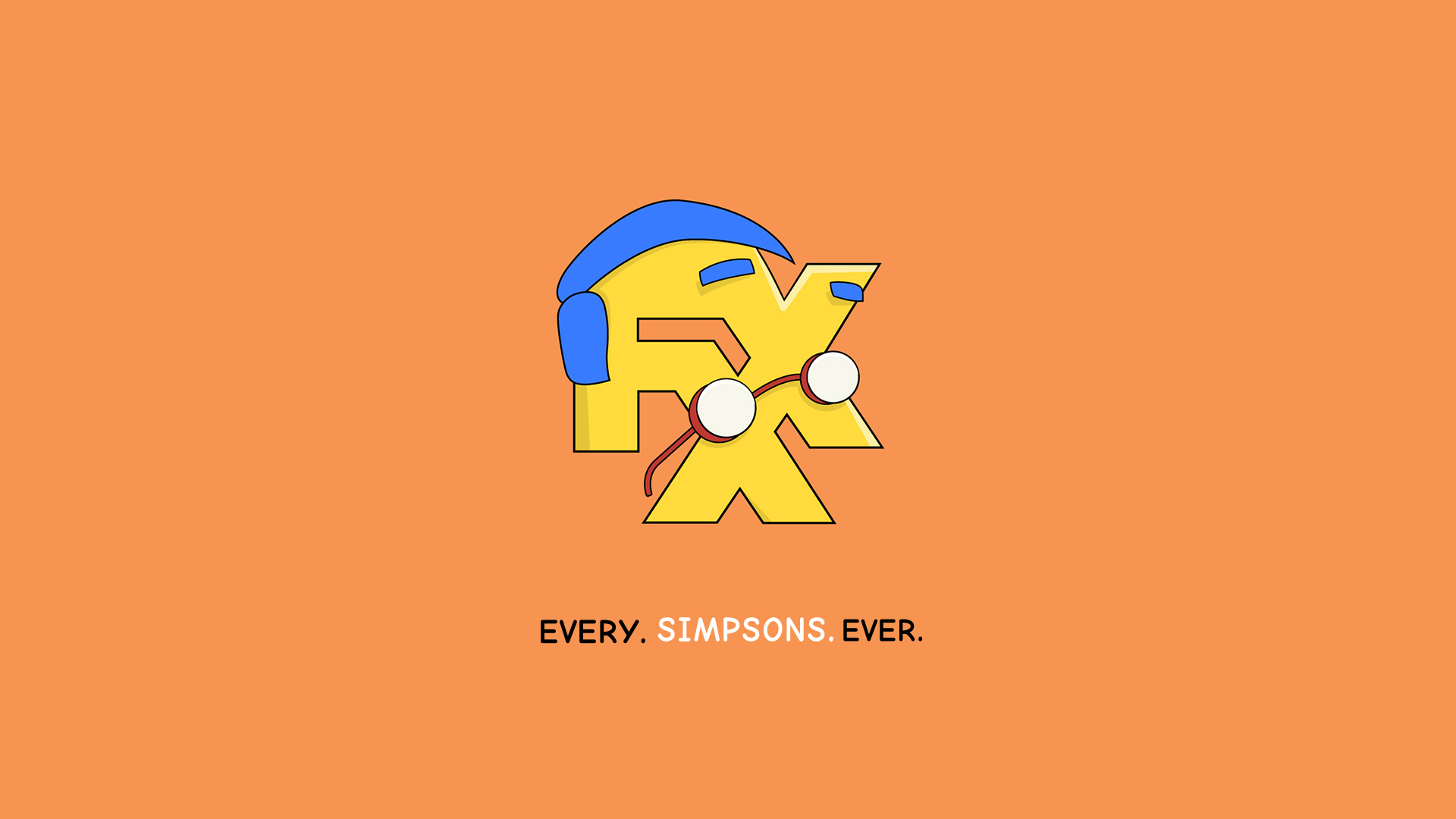 Images of Fxx Logo Simpsons - #rock-cafe